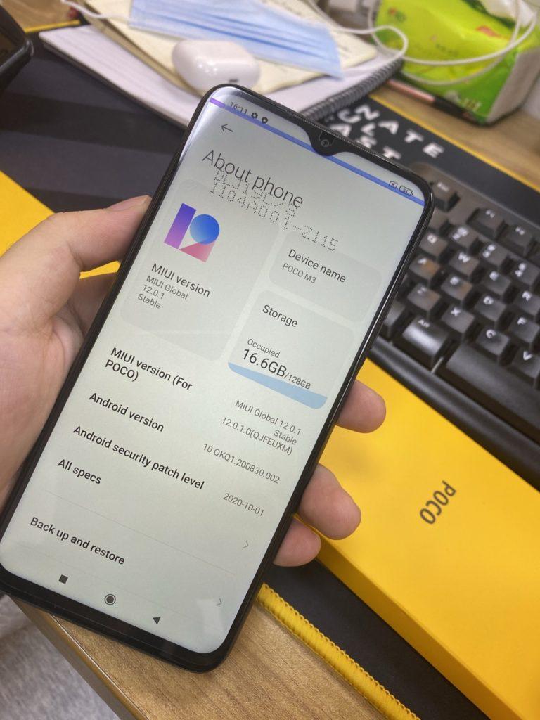 Megérkezett a belépő szint új királya - Xiaomi POCO M3 bemutató 10