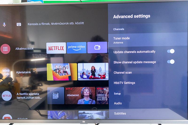 4K-s árbajnok a nappalimban - Xiaomi TV teszt 10