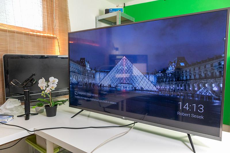 4K-s árbajnok a nappalimban - Xiaomi TV teszt 24