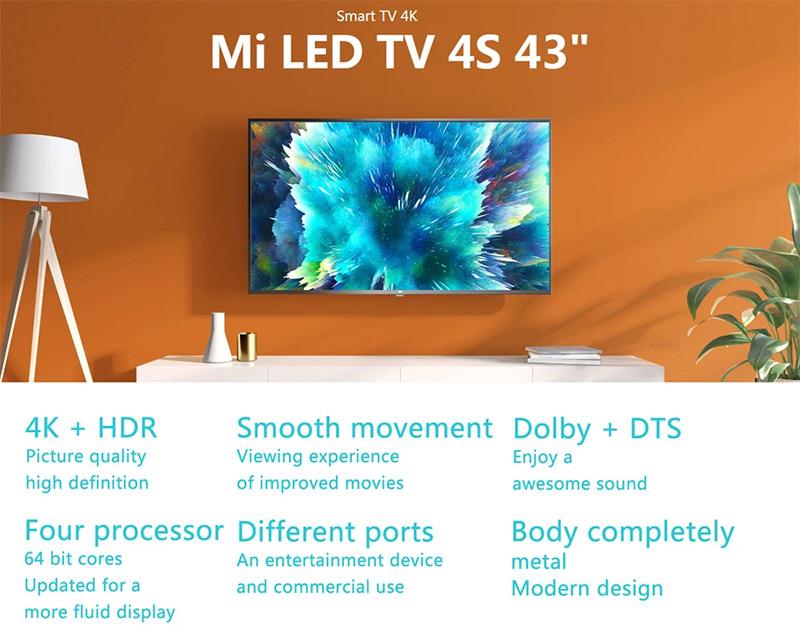 4K-s árbajnok a nappalimban - Xiaomi TV teszt 5
