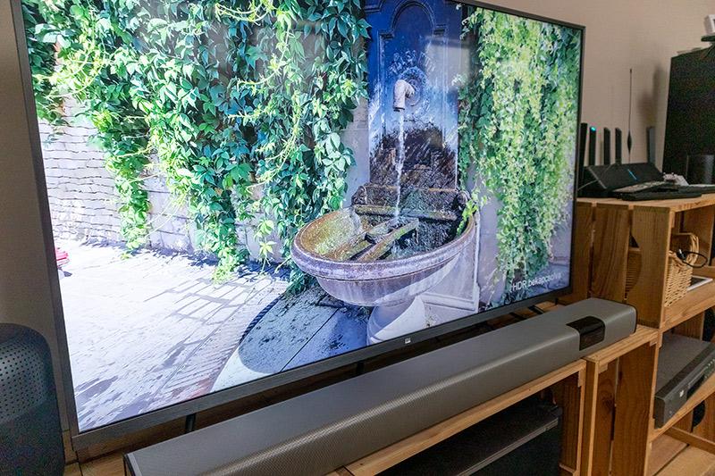 4K-s árbajnok a nappalimban - Xiaomi TV teszt 20