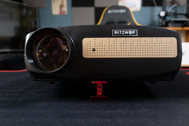 Blitzwolf BW-VP9 projektor teszt – vigyél haza egy mozit! 20