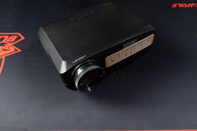 Blitzwolf BW-VP9 projektor teszt – vigyél haza egy mozit! 1