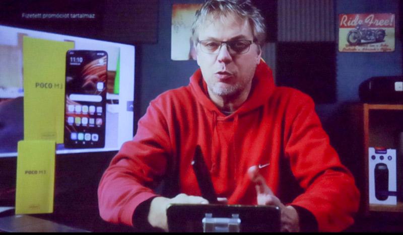 Blitzwolf BW-VP9 projektor teszt – vigyél haza egy mozit! 25