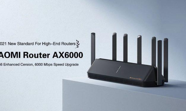 Xiaomi AIoT Router AX6000 – változatlan külső, brutális gyorsulás