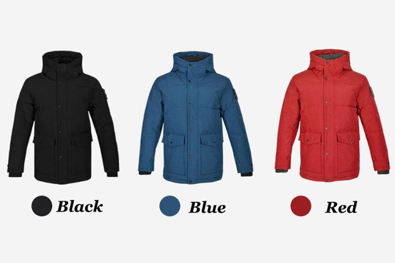 Xiaomi Cottonsmith fűthető kabát teszt – Mi az a szibériai hideg? 3