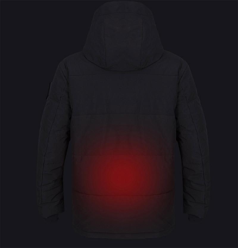 Xiaomi Cottonsmith fűthető kabát teszt – Mi az a szibériai hideg? 8