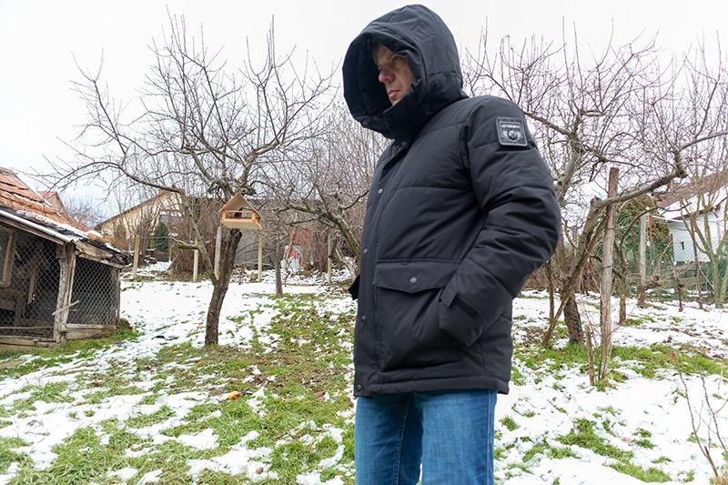 Xiaomi Cottonsmith fűthető kabát teszt – Mi az a szibériai hideg? 16