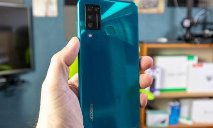 Gyönyörű mobil sok kamerával 40 ezer alatt – DOOGEE N20 Pro teszt