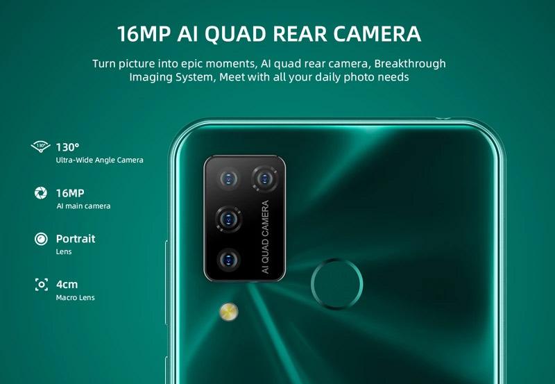 Gyönyörű mobil sok kamerával 40 ezer alatt – DOOGEE N20 Pro teszt 13