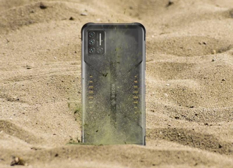 Umidigi Bison teszt - a legelegánsabb strapatelefon 27