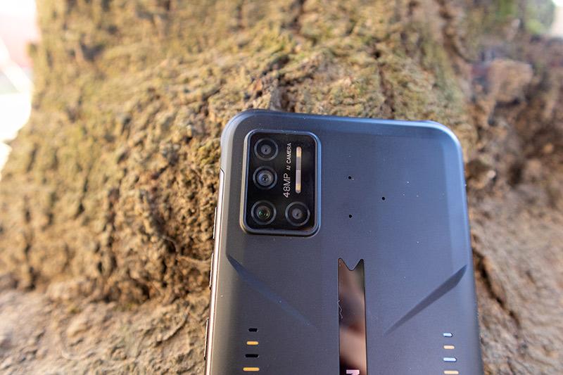Umidigi Bison teszt - a legelegánsabb strapatelefon 14