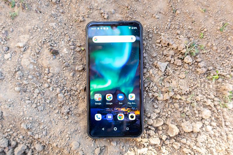 Umidigi Bison teszt - a legelegánsabb strapatelefon 7