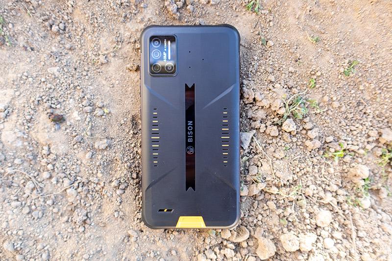 Umidigi Bison teszt - a legelegánsabb strapatelefon 8