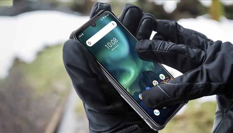 Umidigi Bison teszt - a legelegánsabb strapatelefon 25
