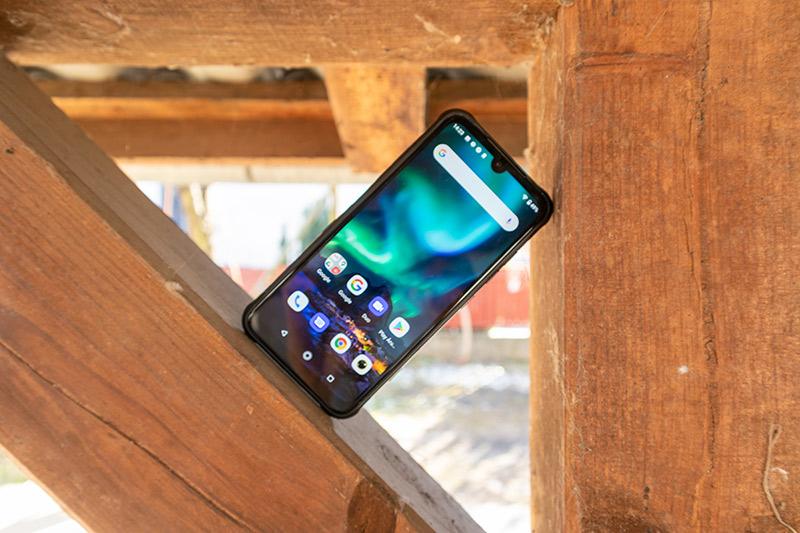 Umidigi Bison teszt - a legelegánsabb strapatelefon 31