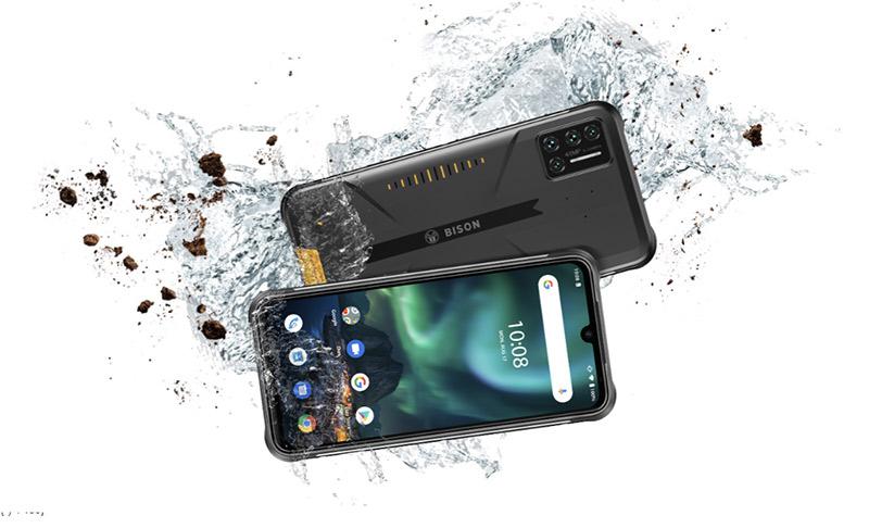 Umidigi Bison teszt - a legelegánsabb strapatelefon 26