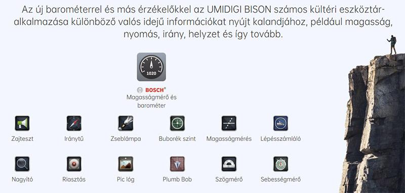Umidigi Bison teszt - a legelegánsabb strapatelefon 24