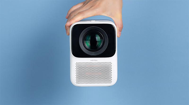 Xiaomi Wanbo T2 Max mini projektor – őrült jó áron érkezett a global verzió