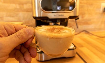 Olasz kávézó a konyhádban? BlitzWolf kávéfőző teszt