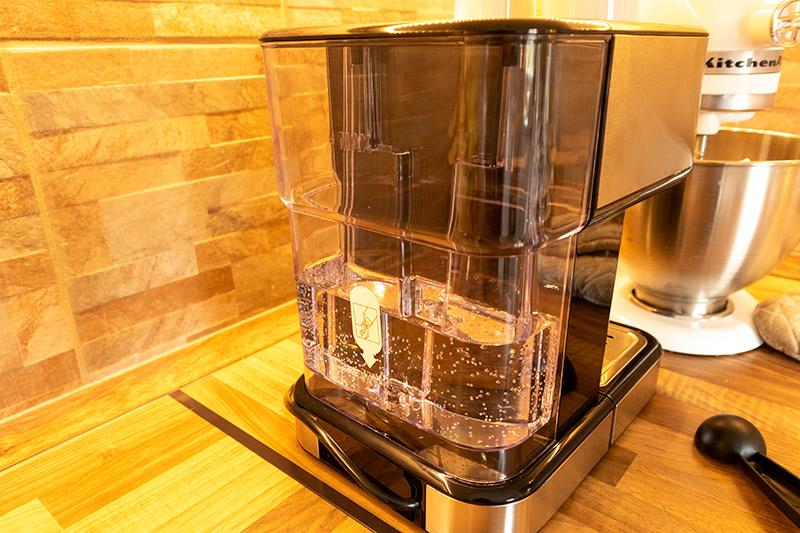 Olasz kávézó a konyhádban? BlitzWolf kávéfőző teszt 11