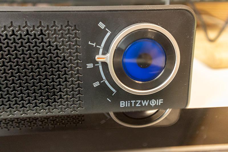 BlitzWolf BW-SOD1 soundbar teszt – valami hiányzik 3