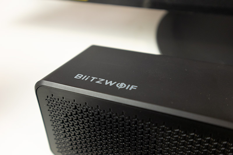 BlitzWolf BW-SOD1 soundbar teszt – valami hiányzik 4