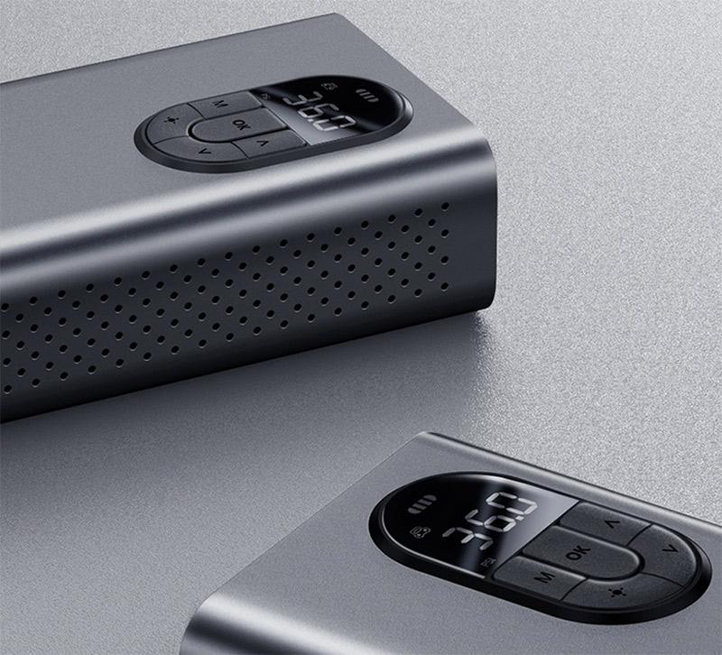 Xiaomi Baseus elektromos pumpa – ezzel fújhatod! 2