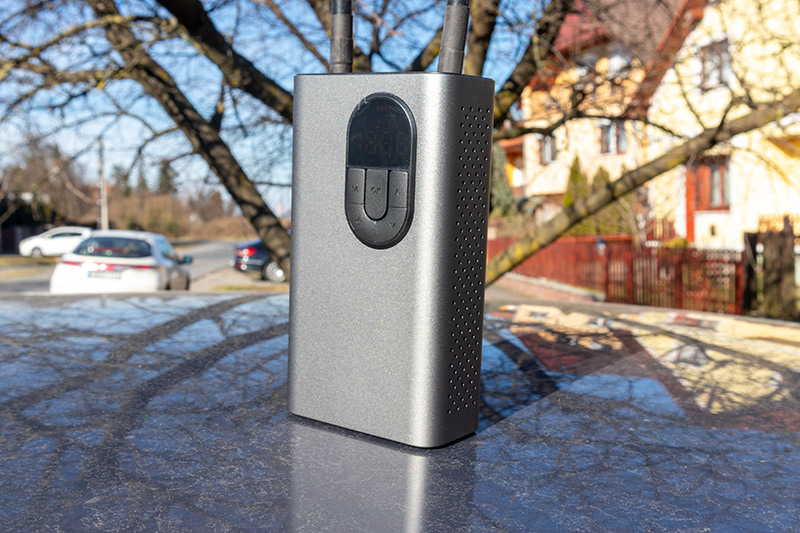 Xiaomi Baseus elektromos pumpa – ezzel fújhatod! 8