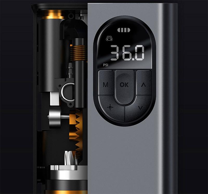Xiaomi Baseus elektromos pumpa – ezzel fújhatod! 10