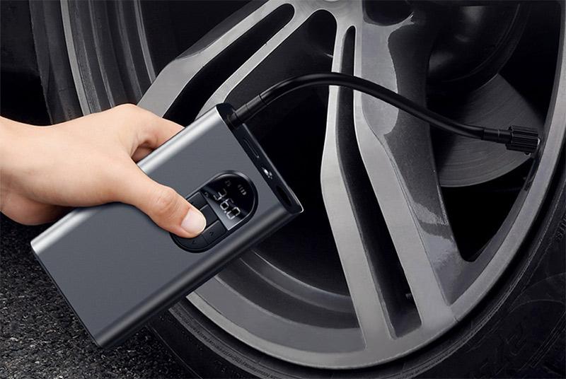 Xiaomi Baseus elektromos pumpa – ezzel fújhatod! 14