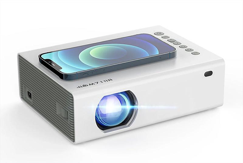 Blitzwolf BW-VP12 mini LED projektor – 22 ezer forint?????????