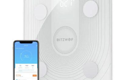 Blitzwolf BW-SC1 – a legokosabb mérleg 10 ezer forint alatt