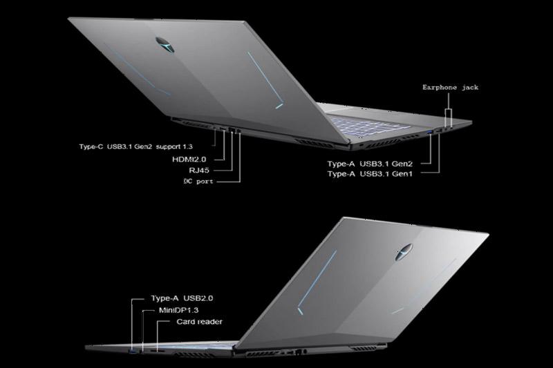 ThundeRobot 911 Plus gamer notebook - szeretnél spórolni 600 ezer forintot? 8
