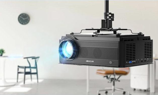 Blitzwolf BW-VP10 – Új projektor a kerti mozizáshoz