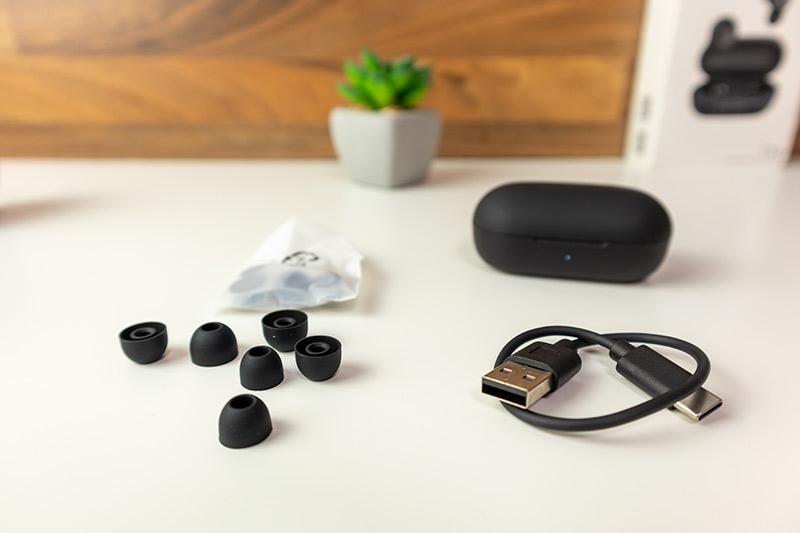 Xiaomi Haylou T16 fülhallgató teszt – zajszűrés és basszus 4