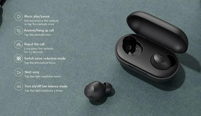 Xiaomi Haylou T16 fülhallgató teszt – zajszűrés és basszus 11