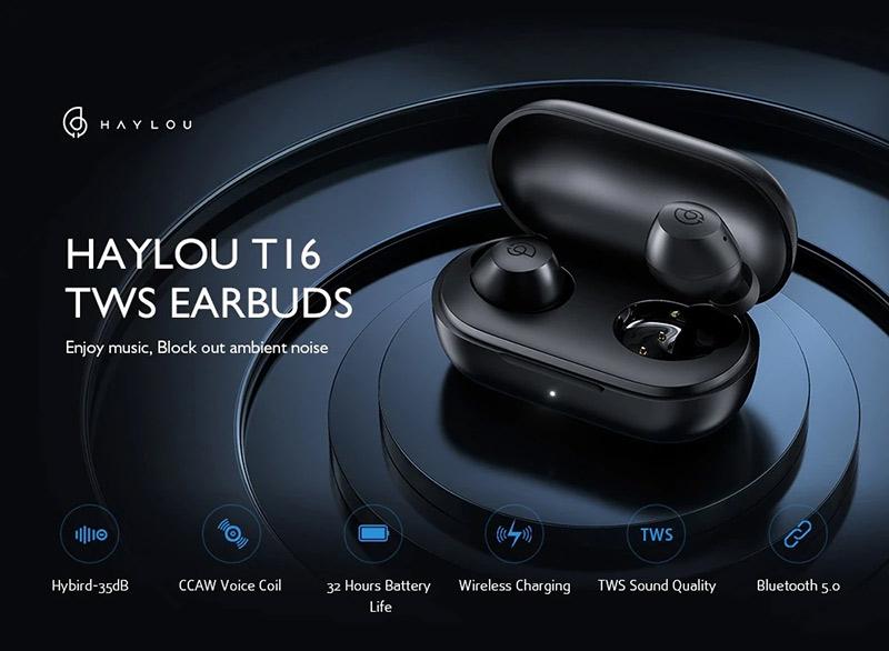 Xiaomi Haylou T16 fülhallgató teszt – zajszűrés és basszus 1