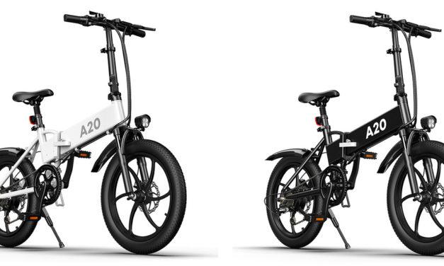 ADO A20 elektromos bringa – a városi vagány!