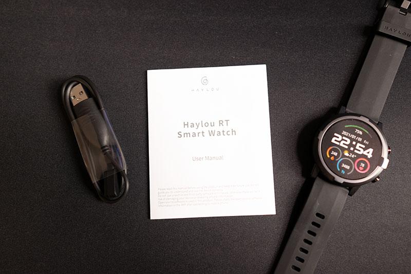 Xiaomi Haylou LS05S RT - Az egyik legjobb okosóra 15 ezer alatt 3