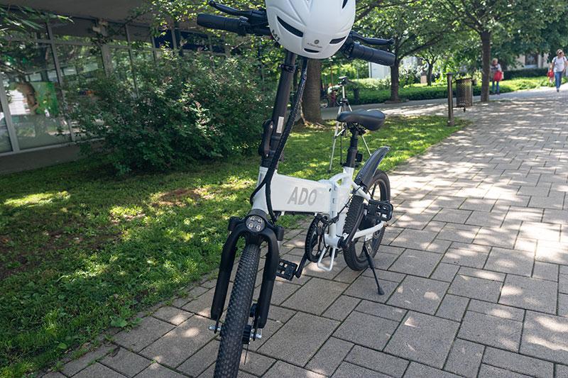 A városi vagány - ADO A20 elektromos bringa teszt 25