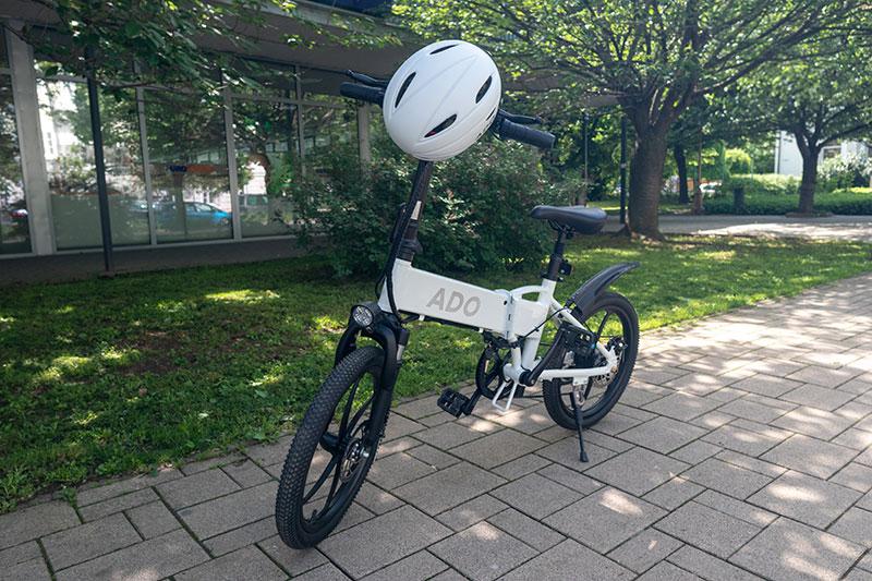 A városi vagány - ADO A20 elektromos bringa teszt 34