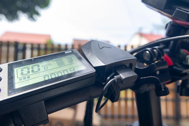 A városi vagány - ADO A20 elektromos bringa teszt 17