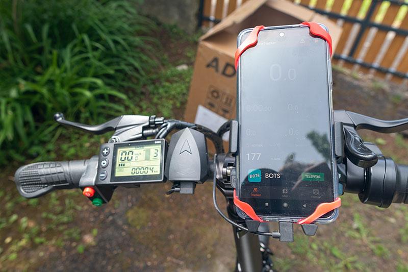 A városi vagány - ADO A20 elektromos bringa teszt 16