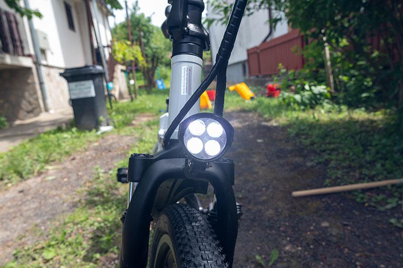 A városi vagány - ADO A20 elektromos bringa teszt 7