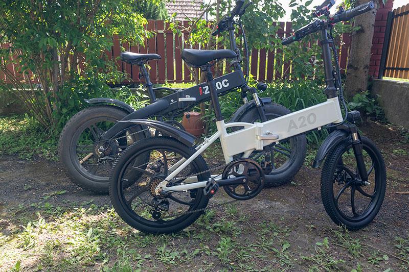 A városi vagány - ADO A20 elektromos bringa teszt 1