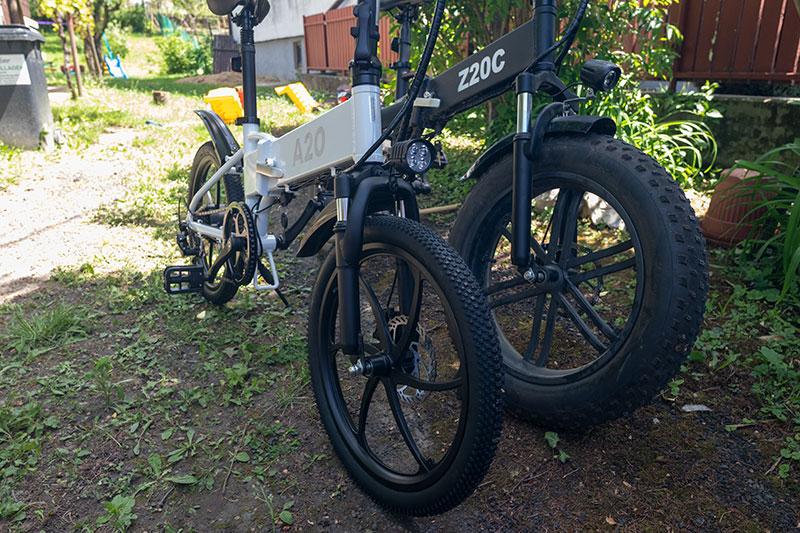 A városi vagány - ADO A20 elektromos bringa teszt 29