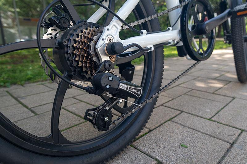 A városi vagány - ADO A20 elektromos bringa teszt 14