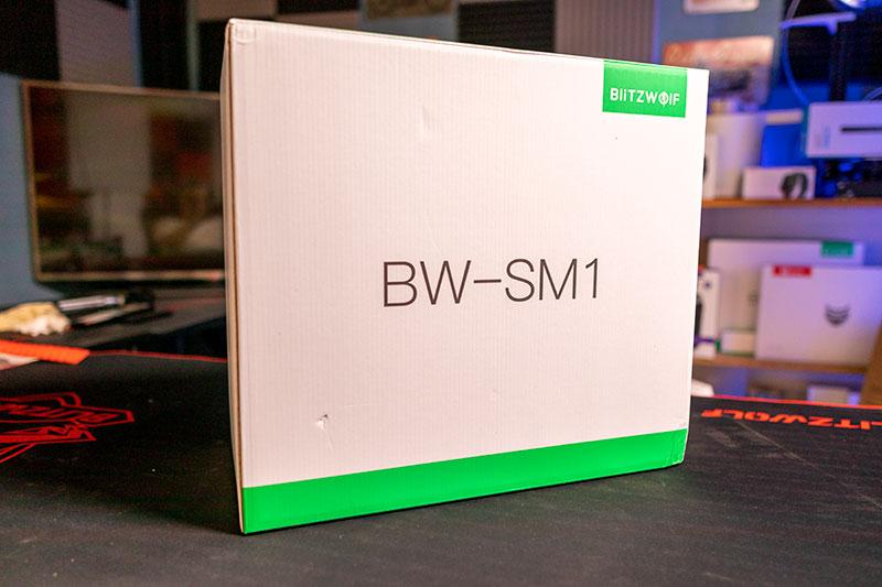 BlitzWolf BW-SM1 teszt – profi grill és barbecue féláron 3