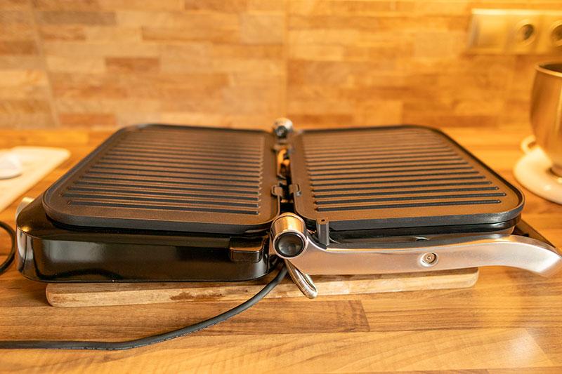 BlitzWolf BW-SM1 teszt – profi grill és barbecue féláron 5